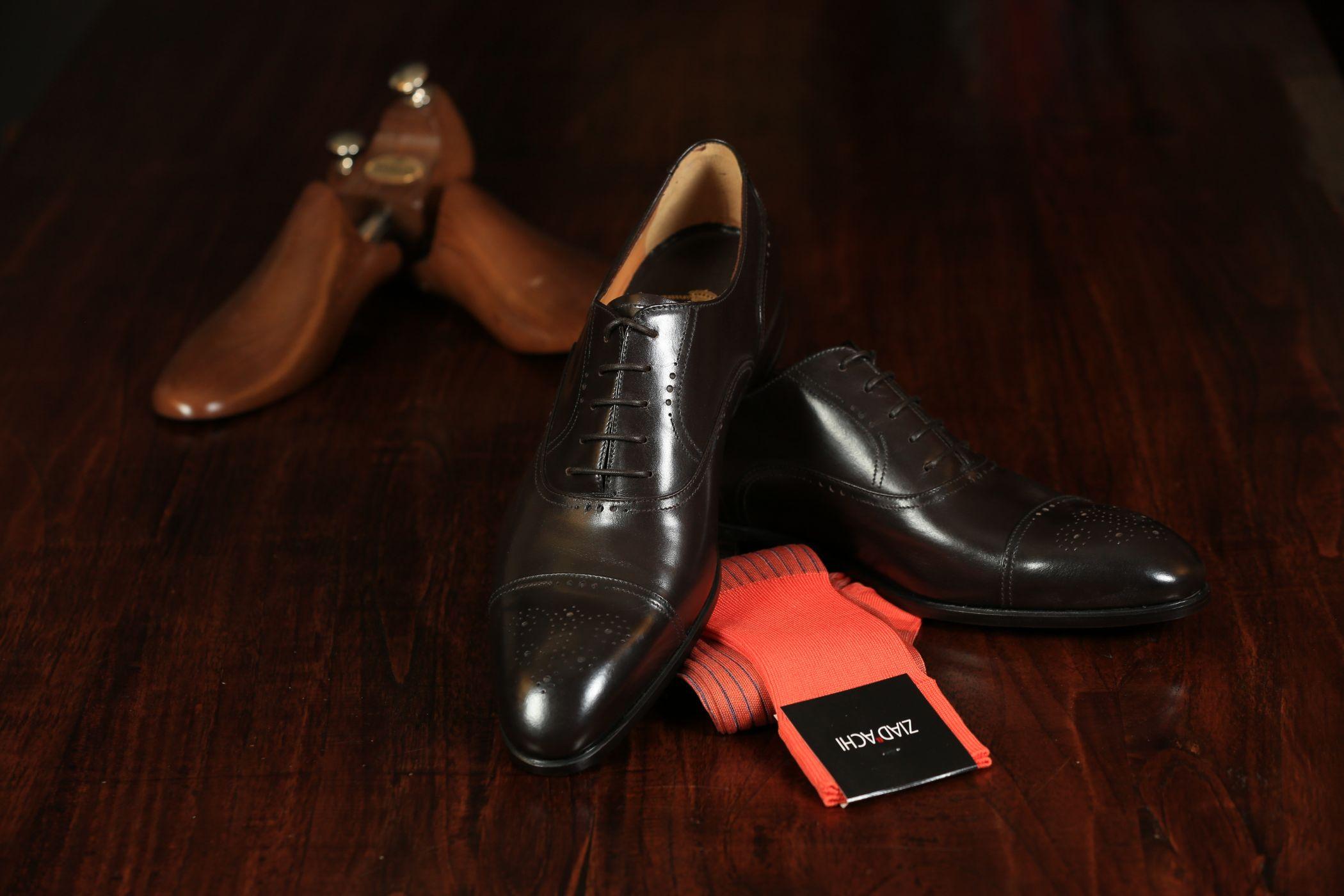 Schuhe-Ziad El Achi