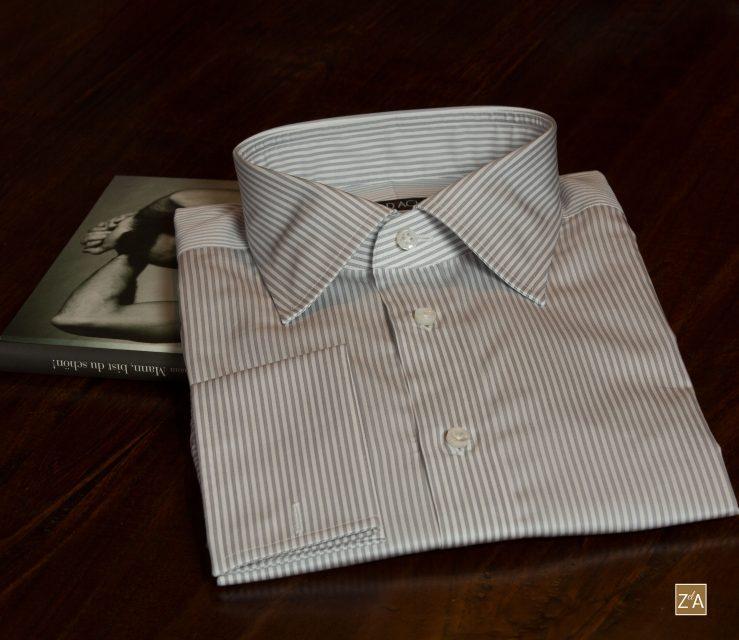Das Hemd als die Visitenkarte des Mannes – vier Essentials für den Kauf des passenden Hemds