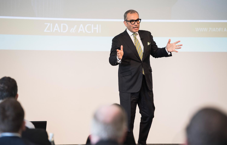Seminar Modul 2 von Ziad el Achi